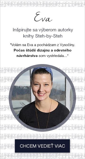 Eva - autorka knihy Steh-by-Steh