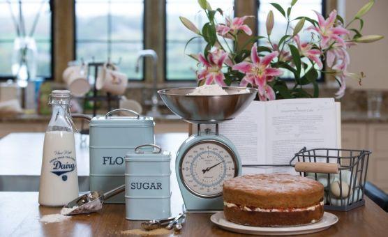 Vylaďte si kuchyňu do štýlu anglického vidieka s Kitchen Craft
