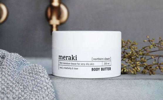 Jarný refresh pokožky: kozmetika Meraki