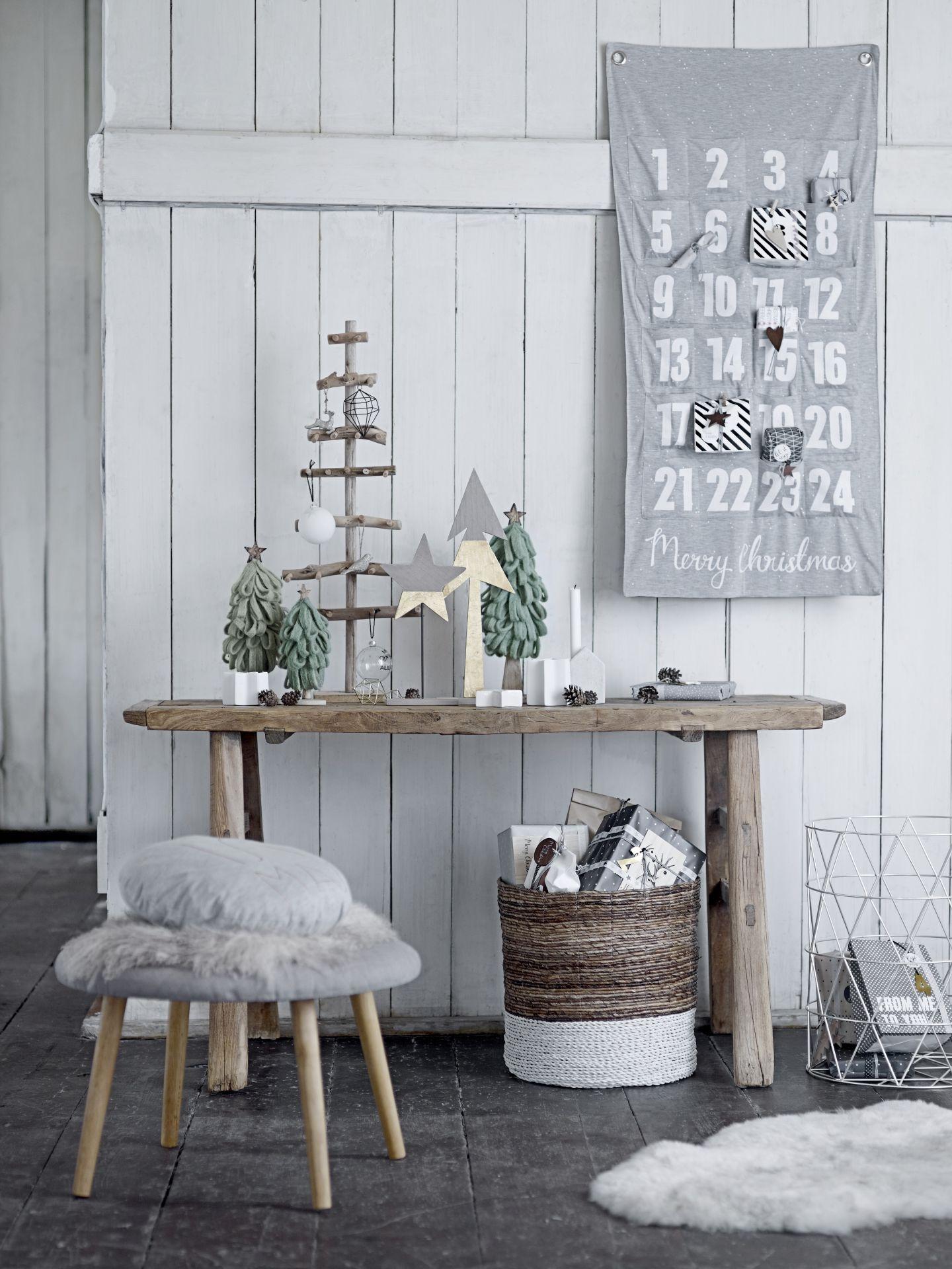adventni kalendar latkovy Textilní adventní kalendář | Nordic Day adventni kalendar latkovy