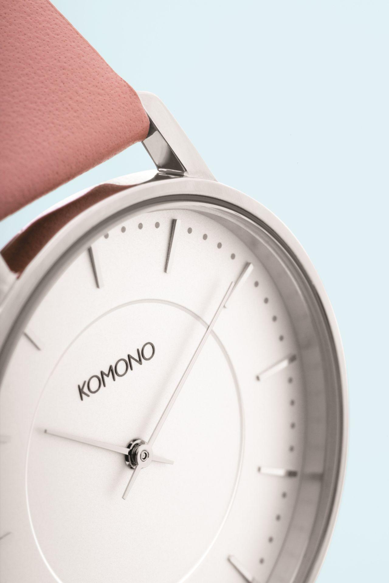 Dámské hodinky Komono Harlow Pastel Misty Rose ... 0500e819c21