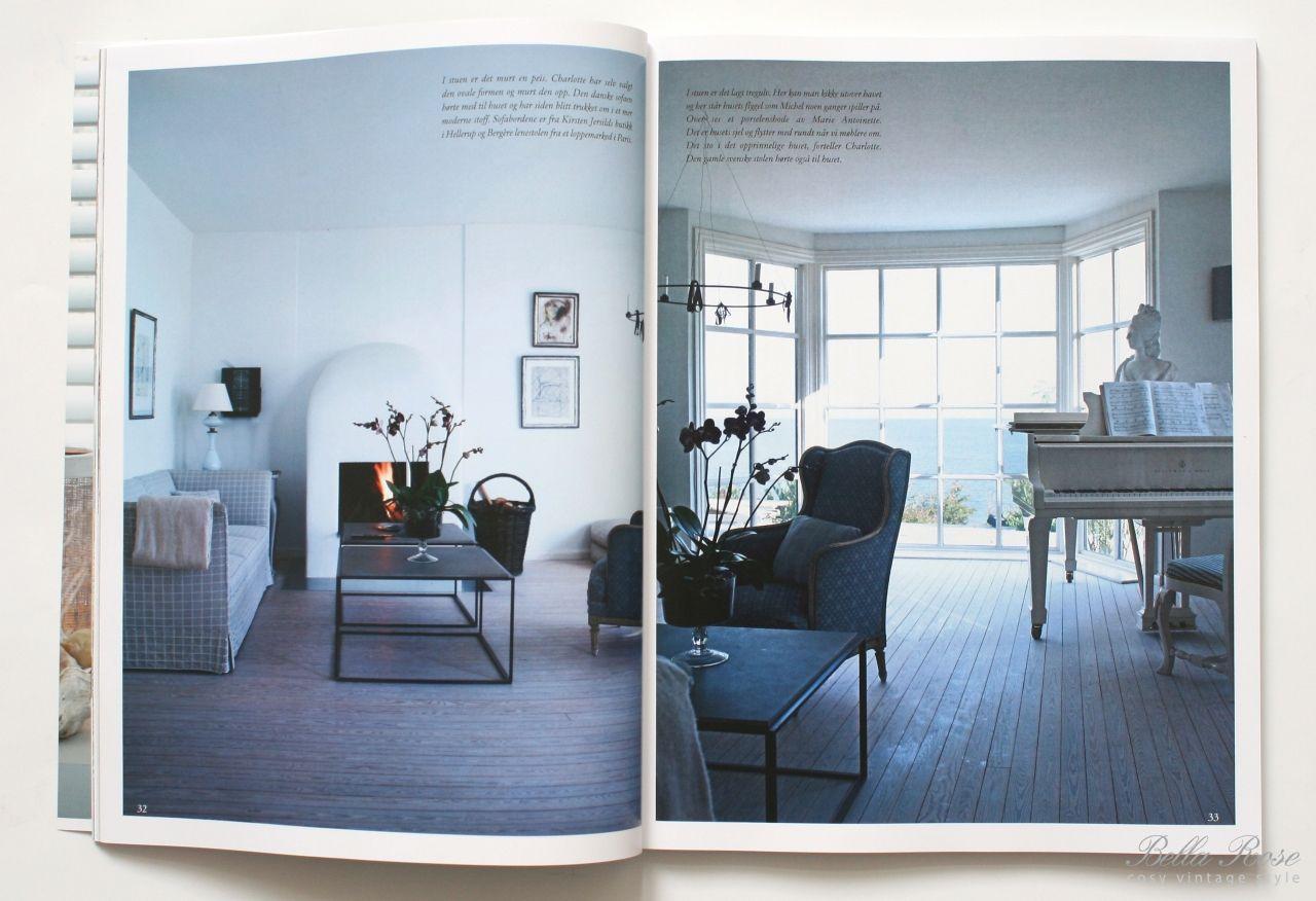 Vakre Hjem & Interior 5/2012  Bella Rose