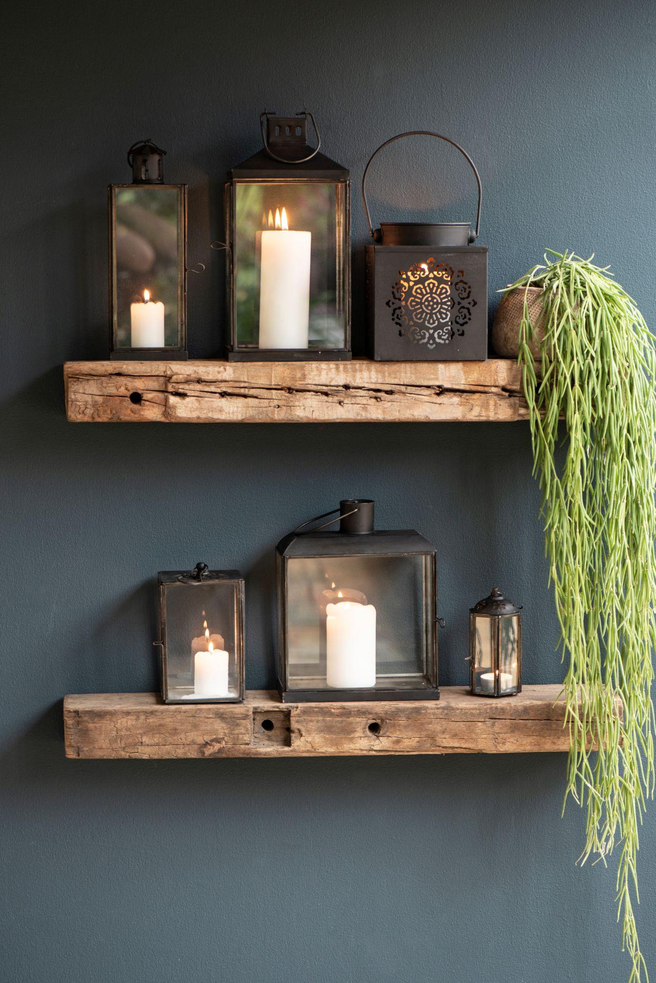 Svíčky a lucerny