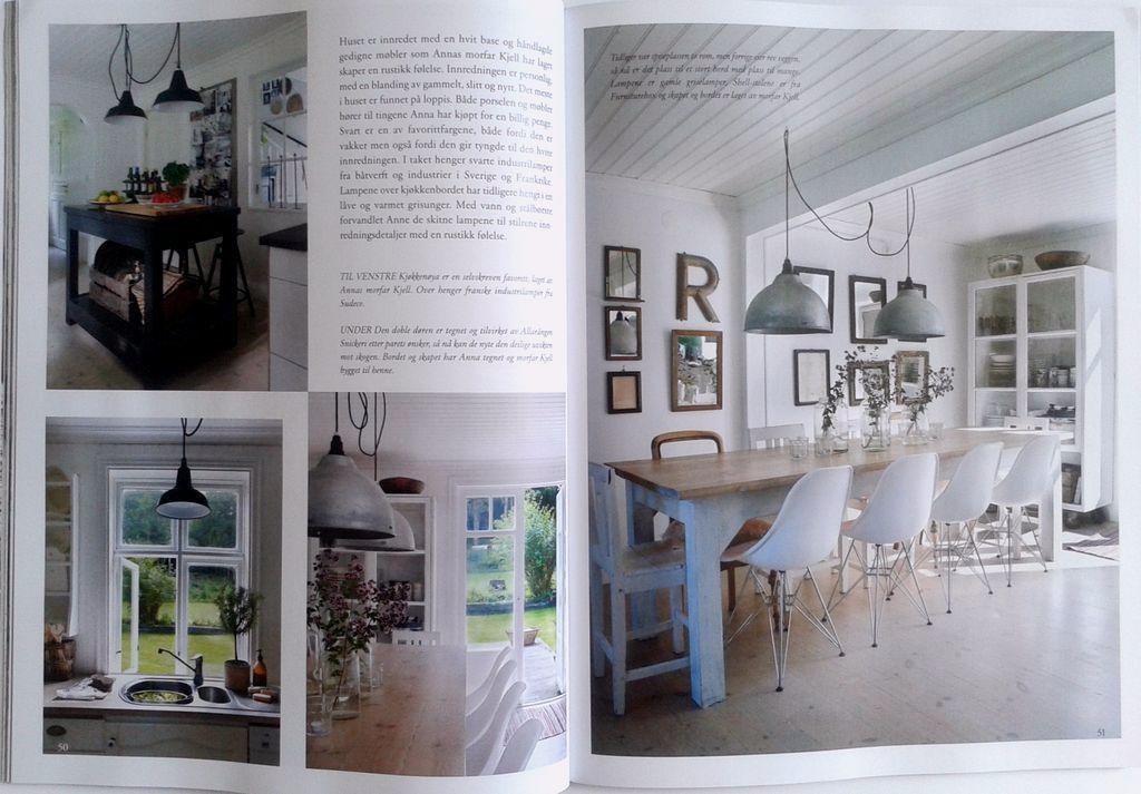 Vakre Hjem & Interior 5/2013  Bella Rose