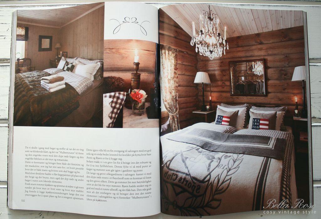 Vakre Hjem & Interior 7/2011  Bella Rose