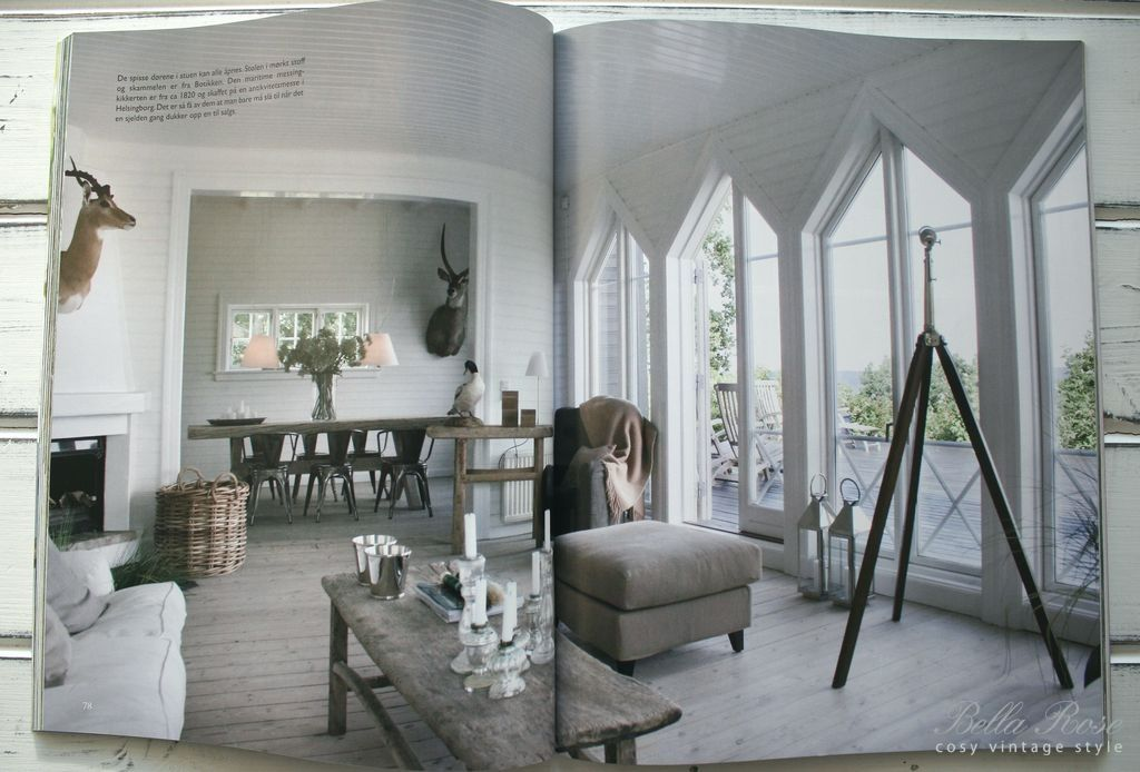 Vakre Hjem & Interior 4/2011