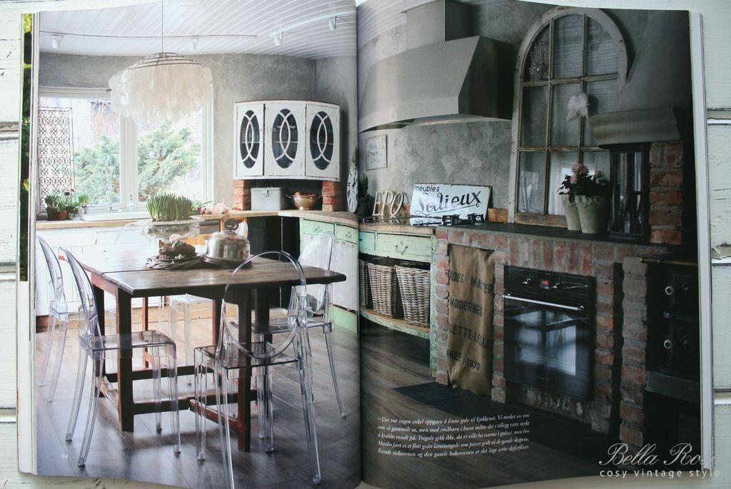 Vakre Hjem & Interior 2/2011  Bella Rose