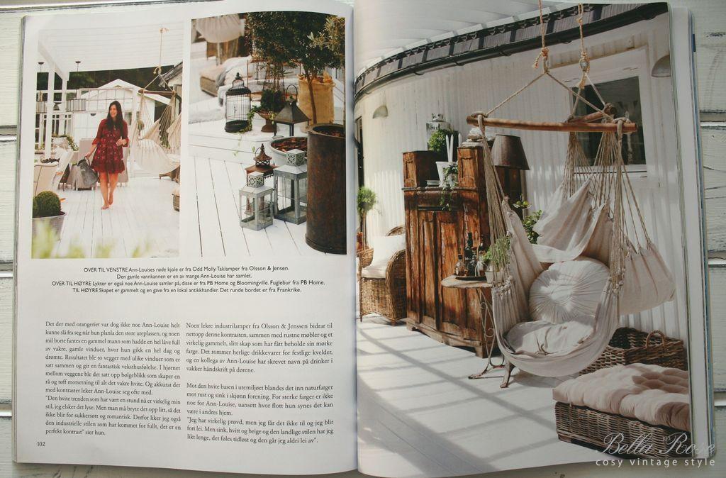 Vakre Hjem & Interior 5/2011  Bella Rose
