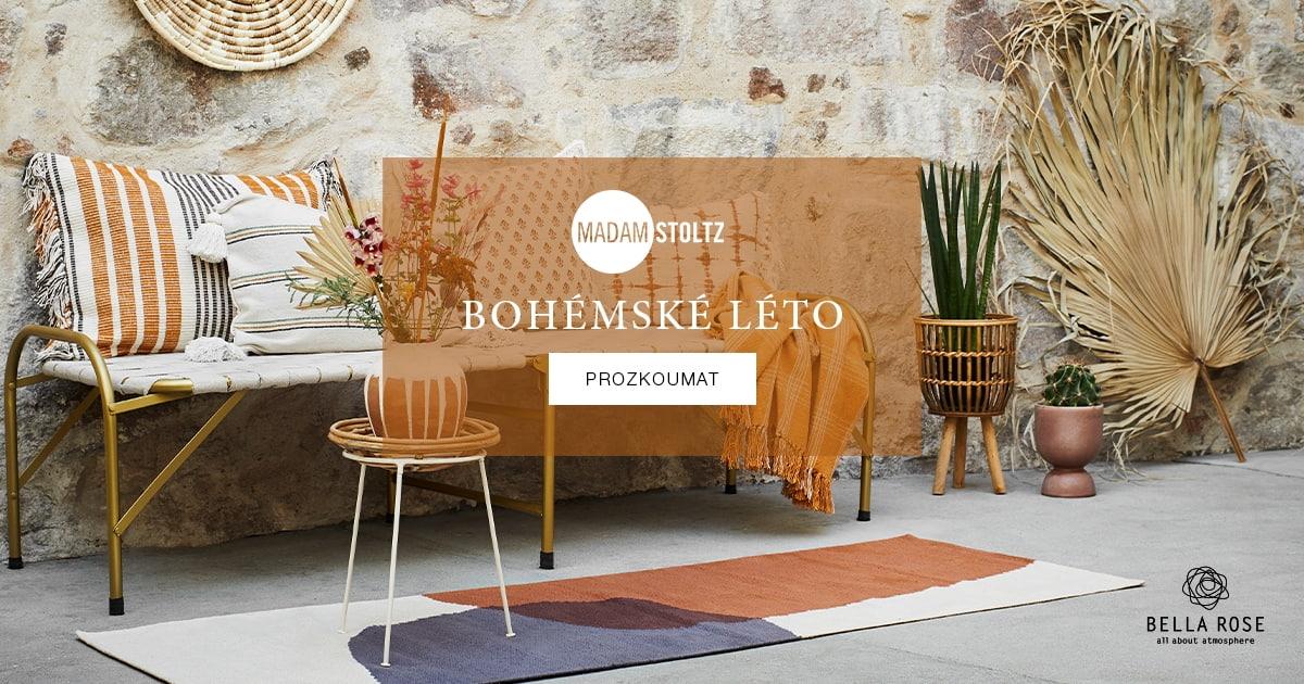 164e19c13 MADAM STOLTZ v industriálním stylu | Bella Rose