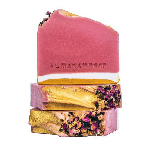 Almara Soap / Prírodné mydlo Ružový Grep