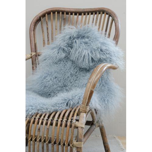 IB LAURSEN / Tibetská ovčia kožušina Light blue