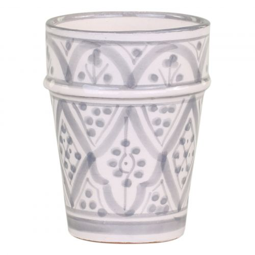 Chic Antique / Keramická marocká šálka Marrakech 200 ml