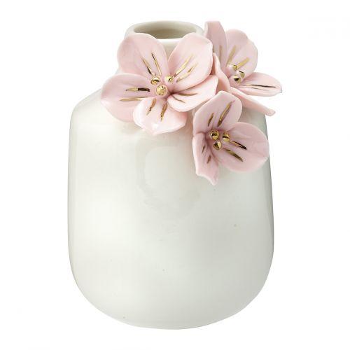 GREEN GATE / Keramická váza Anemone Pale Pink