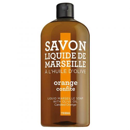 COMPAGNIE DE PROVENCE / Náhradná náplň tekutého mydla Candied Orange 1l