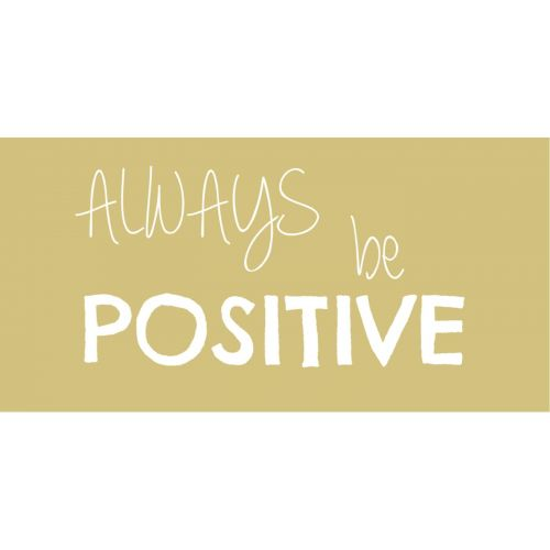 IB LAURSEN / Magnetka Always be positive