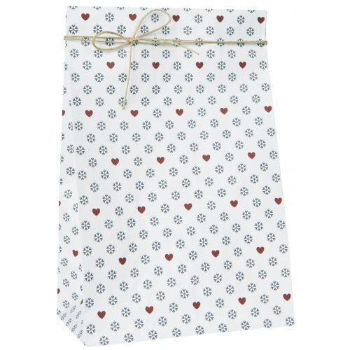 IB LAURSEN / Papírový sáček Snowflake L