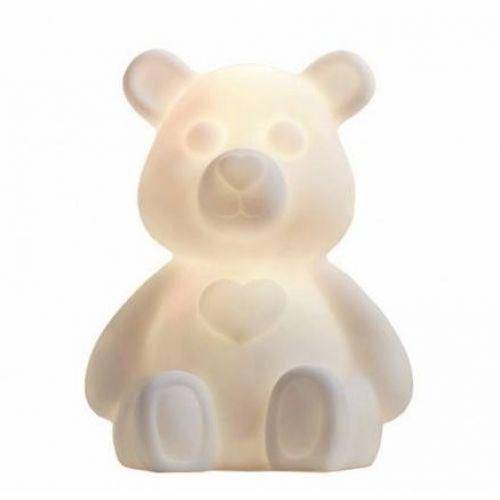 STAR TRADING / Detská LED lampička Teddybear White
