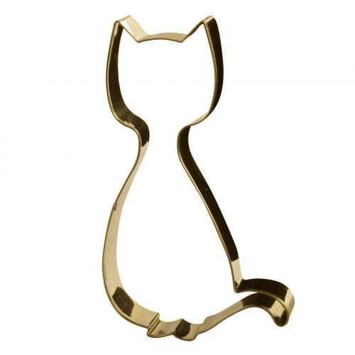 pluto produkter / Vykrajovadlo Gold Cat