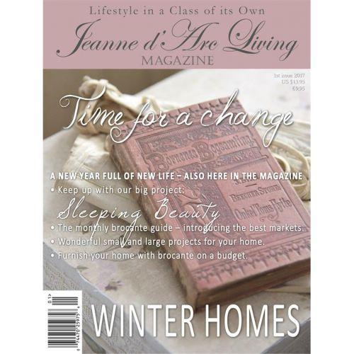 Jeanne d'Arc Living / Časopis Jeanne d'Arc Living 1/2017 - anglická verze