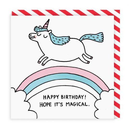 Ohh Deer / Papierové prianie Magical Birthday