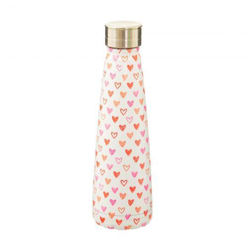 sass & belle / Kovová termofľaša Love Hearts 400ml