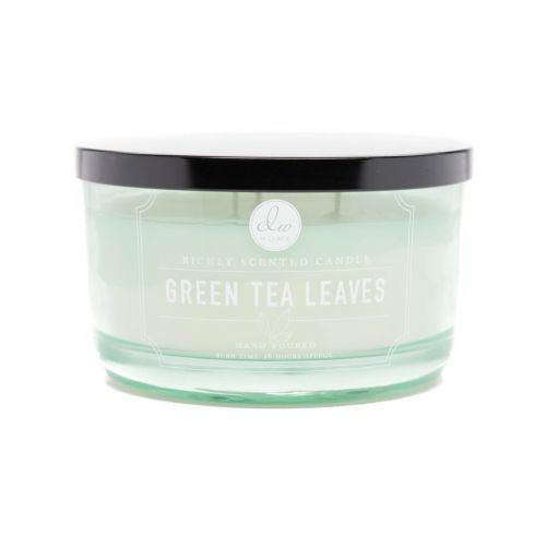 dw HOME / Vonná sviečka v skle Green Tea Leaves 390g
