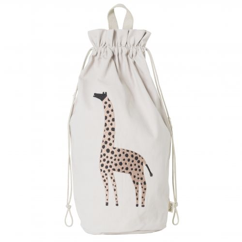 ferm LIVING / Úložný vak Safari Giraffe