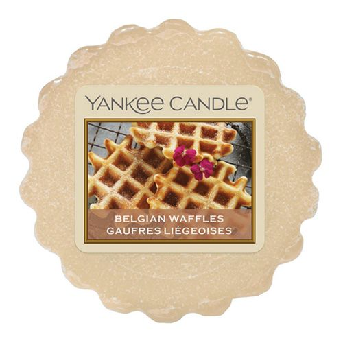 Yankee Candle / Vosk do aromalampy Yankee Candle - Belgian Waffles