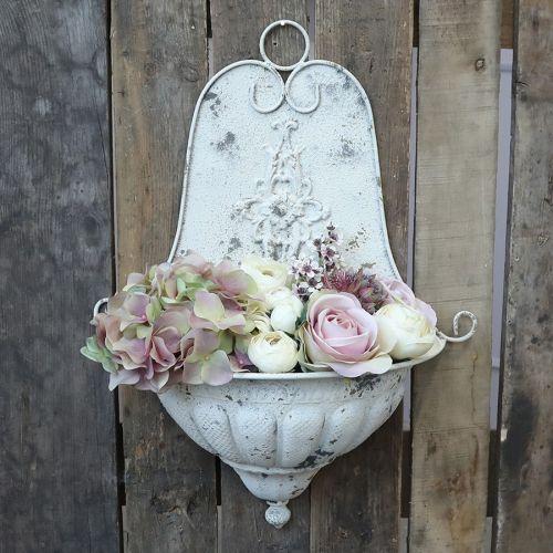 Chic Antique / Nástenná záhradná dekorácia Old French