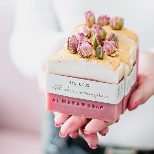 Almara Soap / Prírodné mydlo All About Atmosphere
