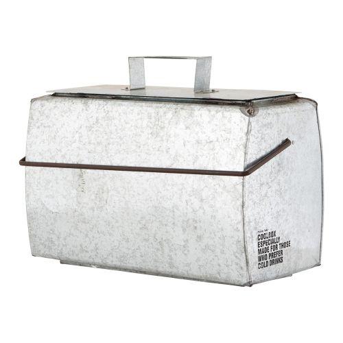Nicolas Vahé / Železný chladiaci box Nicolas Vahé