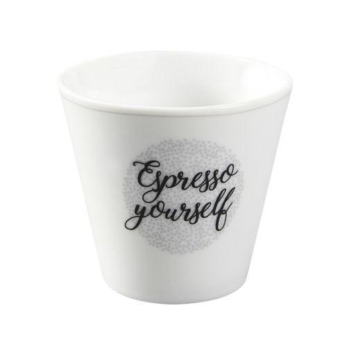Krasilnikoff / Porcelánový hrnček na espresso Espresso Yourself