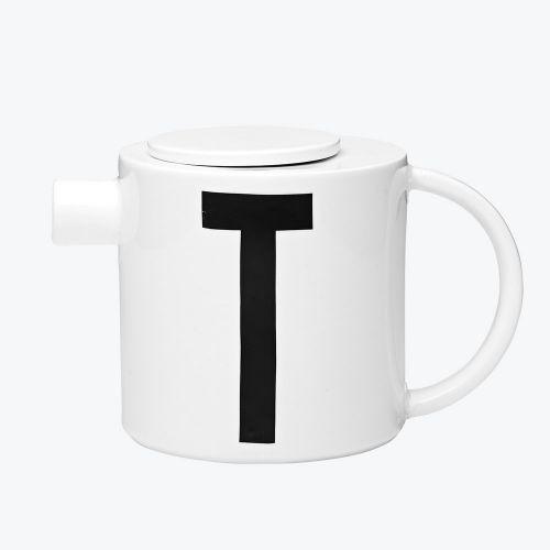 DESIGN LETTERS / Porcelánová konvice Letters