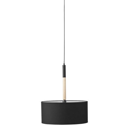 Bloomingville / Stropní lampa Black/wood