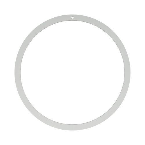 COOEE Design / Kovový kruh na dekorovanie Steel 40 cm