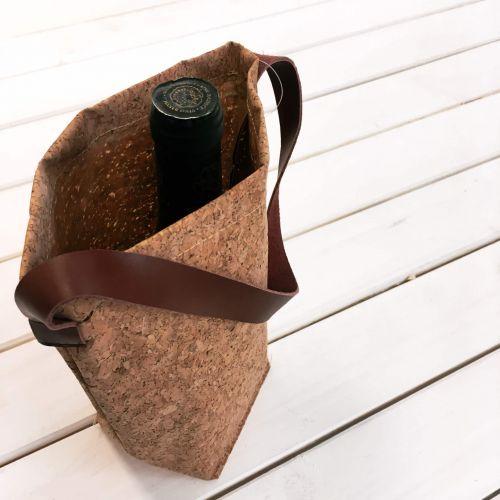 Jeanne d'Arc Living / Korková taška na víno