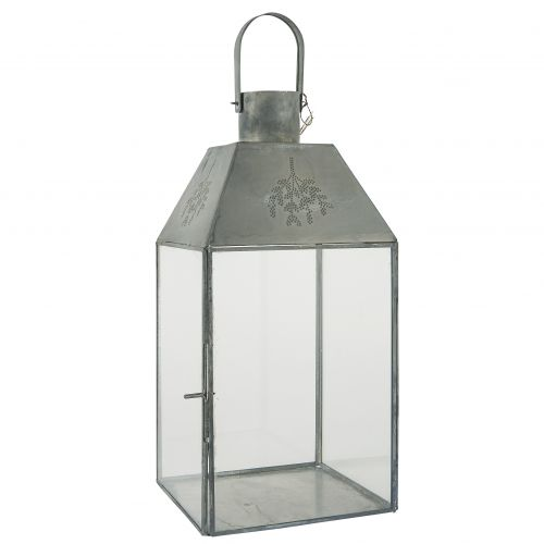 IB LAURSEN / Kovový lampáš Zinc Mistletoe