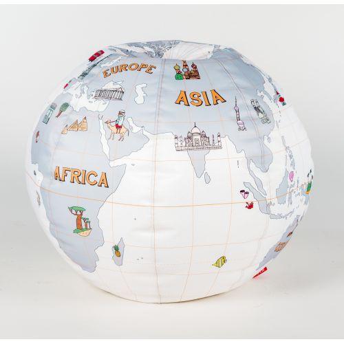 Woouf! / Sedací vak City Globe