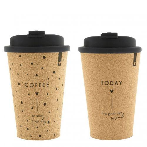 Bastion Collections / Šálka na kávu so sebou Coffee / Today 300 ml