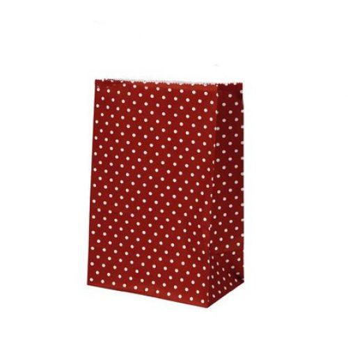 IB LAURSEN / Papierový sáčok Spot Red