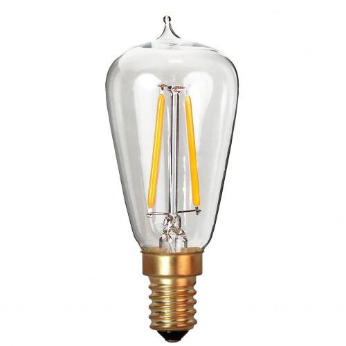 STAR TRADING / Retro LED žiarovka E14 (stmievateľná)