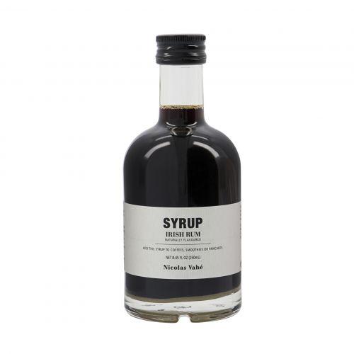 Nicolas Vahé / Sirup Irish Rum 250 ml