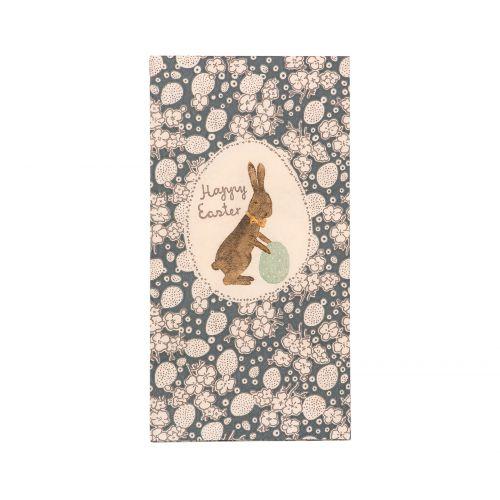 Maileg / Veľkonočné papierové obrúsky Mille Oeufs