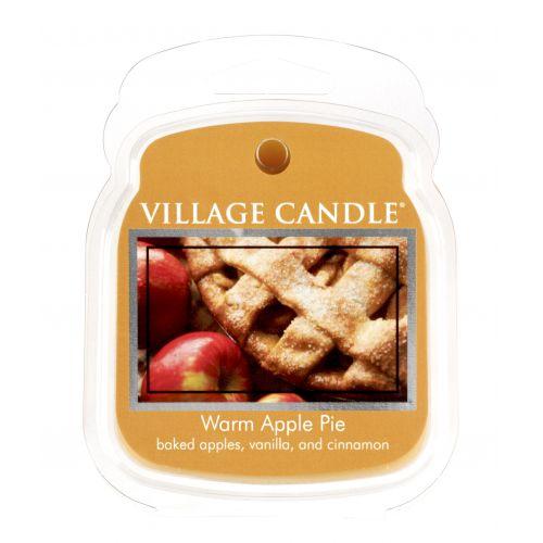 VILLAGE CANDLE / Vosk do aromalampy Warm Apple Pie