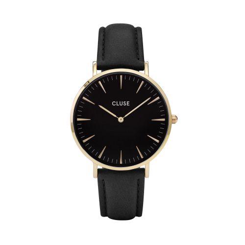 CLUSE / Hodinky Cluse La Bohéme Gold black/black