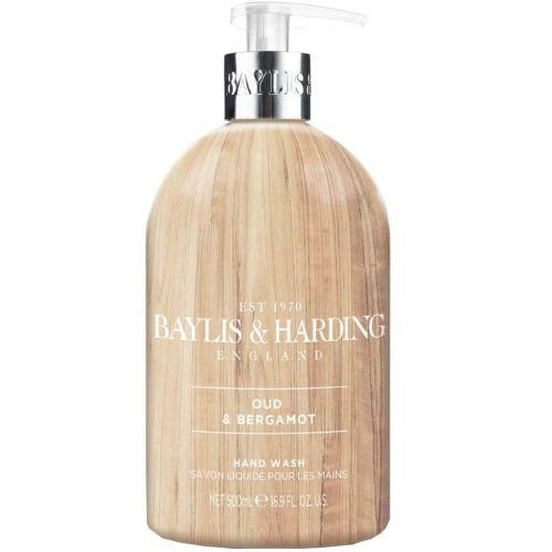 Baylis & Harding / Tekuté mydlo na ruky Oud Wood & Bergamot 500ml