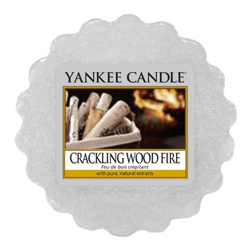 Yankee Candle / Vosk do aromalampy Yankee Candle - Crackling Wood Fire