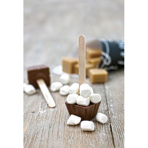 TAFELGUT / Mliečna čokoláda a marshmallow 35gr