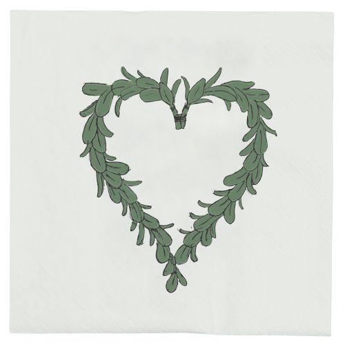 IB LAURSEN / Papierové obrúsky Mistletoe