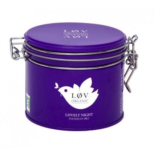 Løv Organic / Rooibos čaj Løvely Night - 100 g